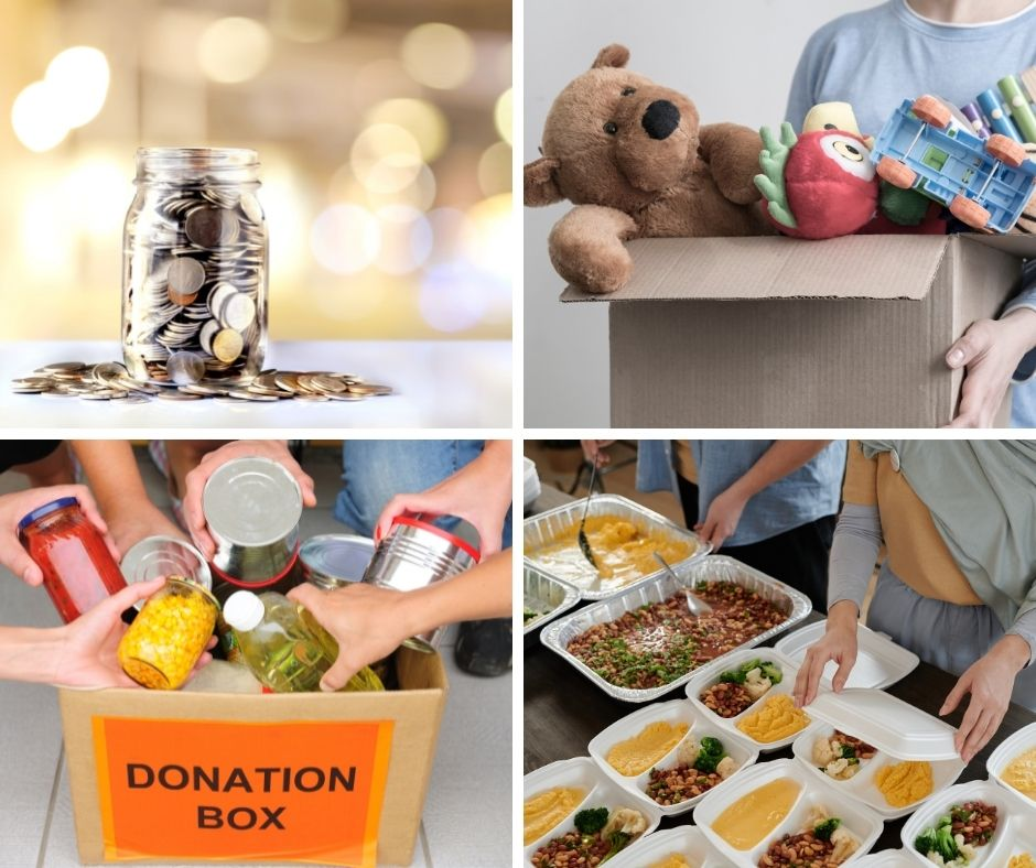 Donations Page